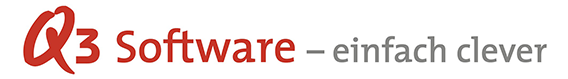 Q3 Software Logo