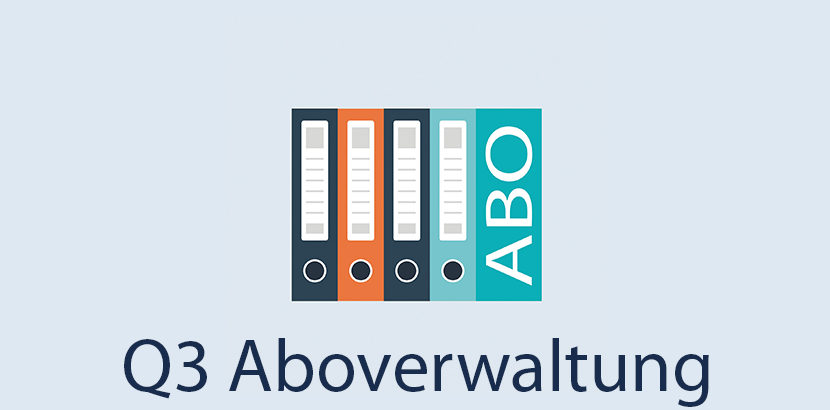 Q3 Option Aboverwaltung