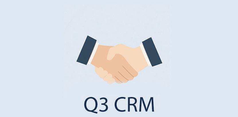 Q3 Option CRM